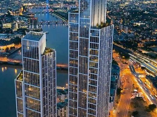 One Nine Elms - Park Hyatt Hotel, Residential Apartments and Duplexes