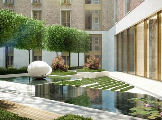 Progress at No.1 Palace Street Luxury Residences