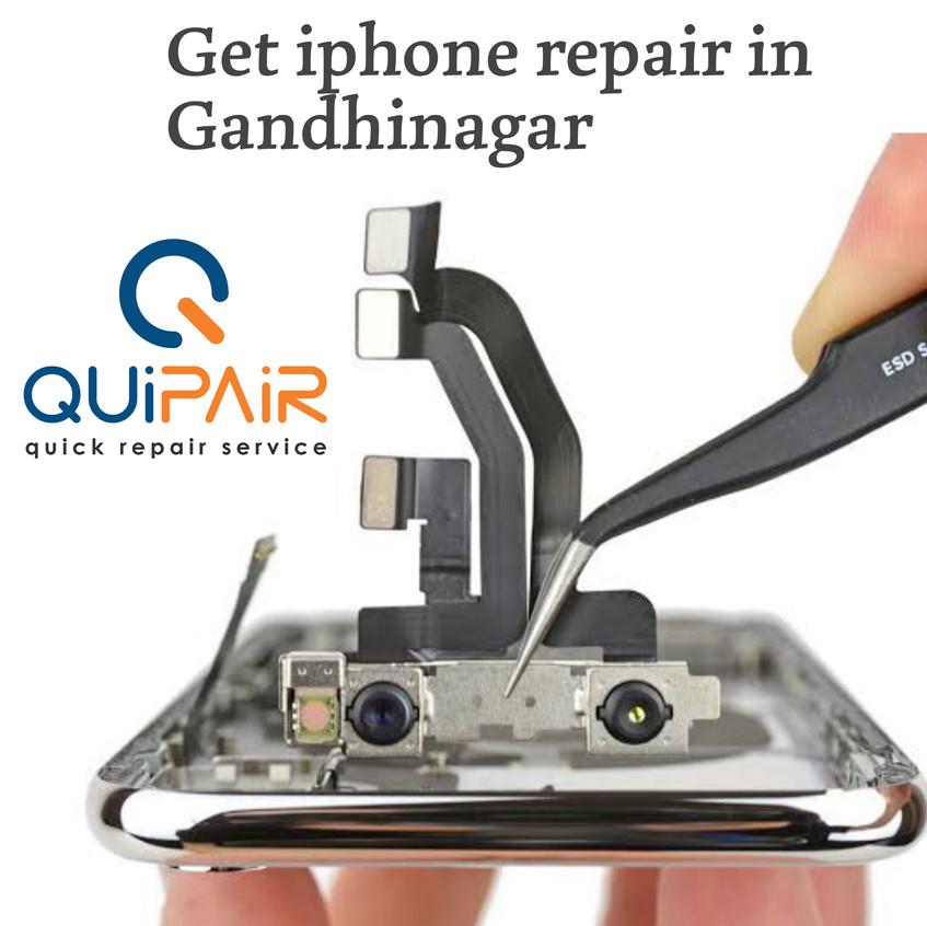 iPhone repair in Gandhinagar