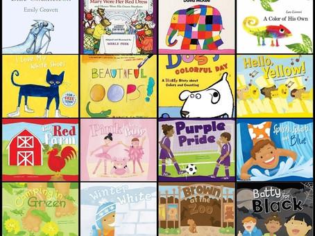 색깔에 대한 영어그림책 200% 활용하기