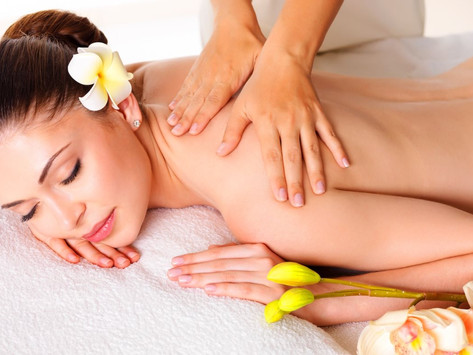 Amazing benefit of massaging your body daily