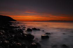Sunrise Glow  nr Altea Spain