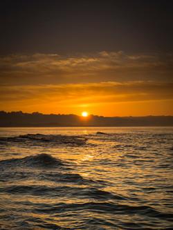 Trecco Bay sunrise