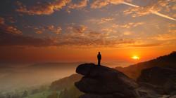 Black Rocks sunrise