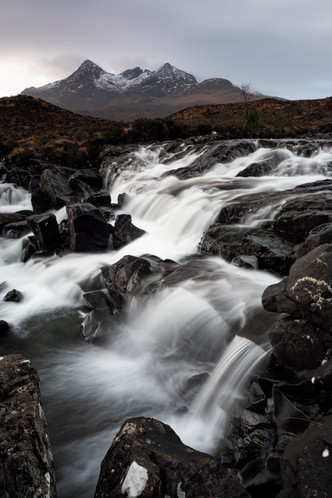Sliglachan waterfall 2