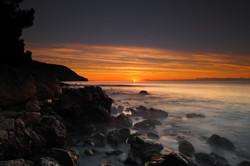Sunrise nr Altea Spain