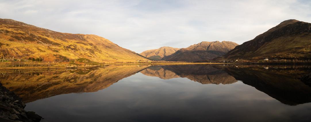 Scotland Reflection