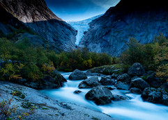 Birksdal Glacier