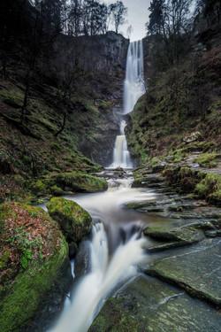 Pistyll Rhaeadr Waterfall no 2