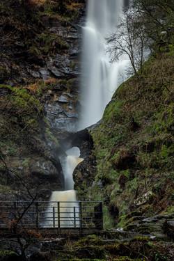 Pistyll Rhaeadr Waterfall no 3