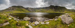 Llyn Idwal Panoramic (1 of 1)