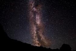 Milky Way Llyn Ogwen