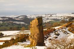 Winter View Alport Heights