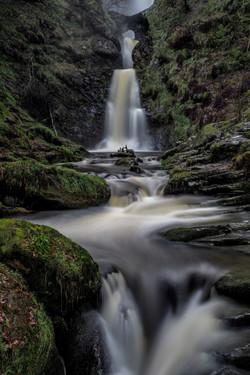 Pistyl Rhaeadr Waterfall no 1