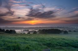 Belper sunrise no 3