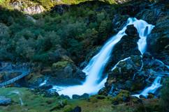 Birksdal Waterfall