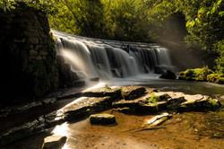 Monsal Dale Weir view