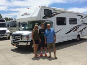 Satisfied clients from our rv trip planner service
