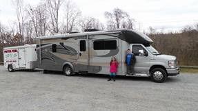RV trip planner service inclueds rental