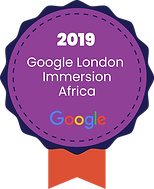 google london immersion africa award