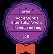 accenture blue tulip award