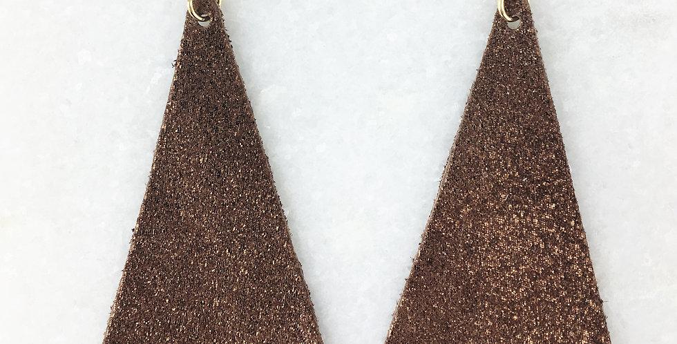 Copper Diamond Drops