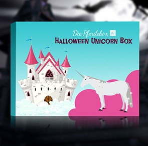 DiePferdebox Halloween Unicorn