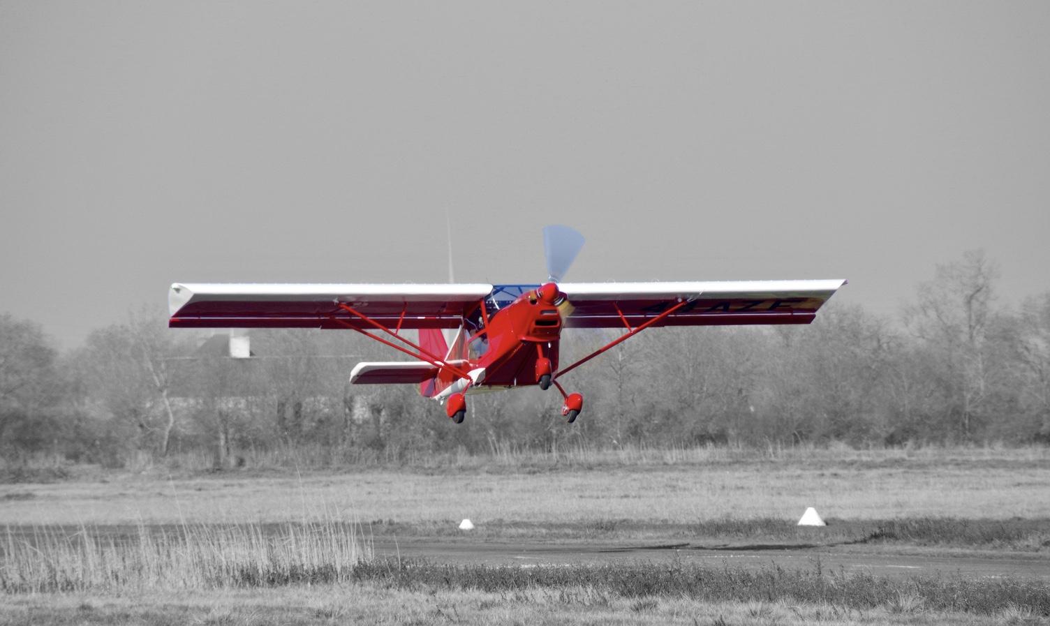 Air-V Flying Spirit - Avion ULM