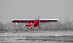 publicité aérienne - Avion ULM