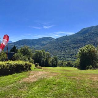 Vol montagne - Pyrénées - ariège - avion
