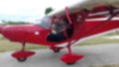 Baptême de l'air - Avion ULM