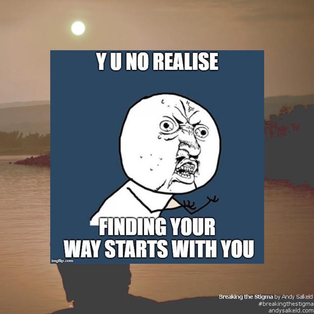 Y U NO?