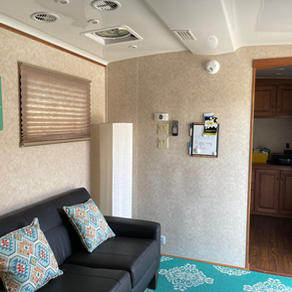 Interior Lounge Space