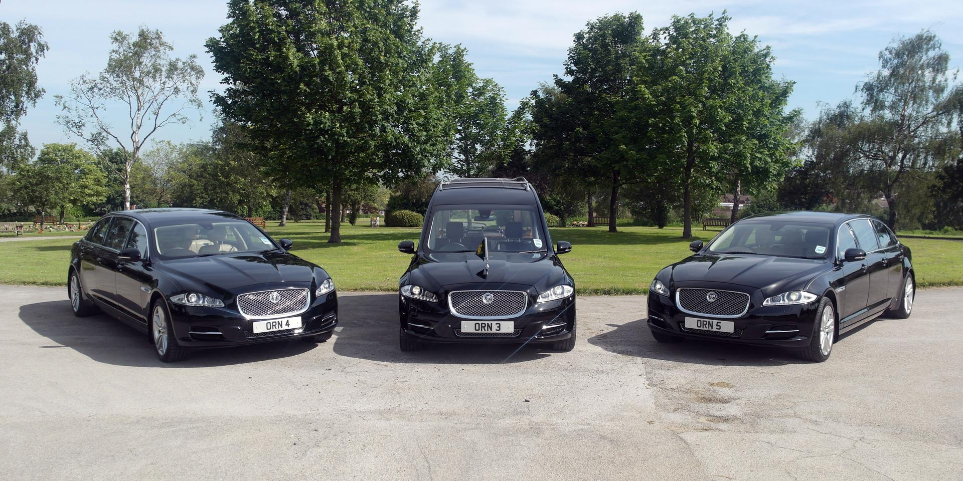 Jaguar XJ Fleet
