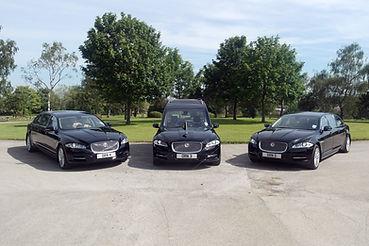 Jaguar XJ Limousines