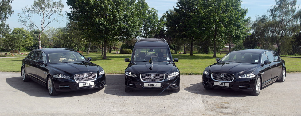 Jaguar XJ Fleet
