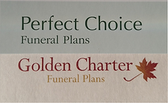 Perfect Choice or Golden Charter Funeral Plans