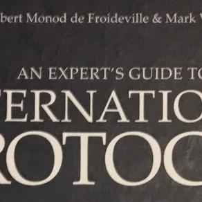 Sugestão de Leitura: International Protocolo