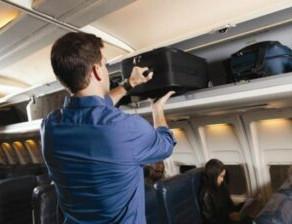 Etiqueta em viagens de avião