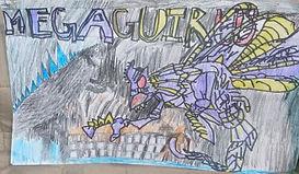 Graffiti Megaguirus.JPG