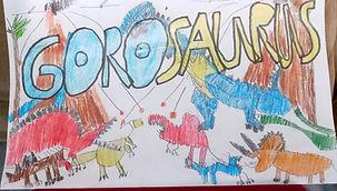 Graffiti Gorosaurus.JPG