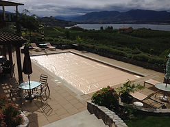 pool spa automatic safety cover cover pools cover star jandy safety cover spa cover winter cover water bags solar blankets zep okanagan penticton