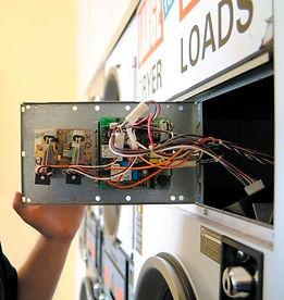 service technician laundry washers dryers dispensers zep okanagan penticton
