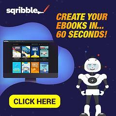 Sqribble create ebooks in 60 seconds