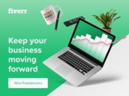 Fiverr Keep your business moving forward