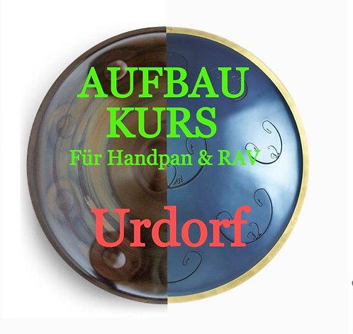 Handpan & Rav Vast Aufbau Kurs am 29.05.2021 in Urdorf