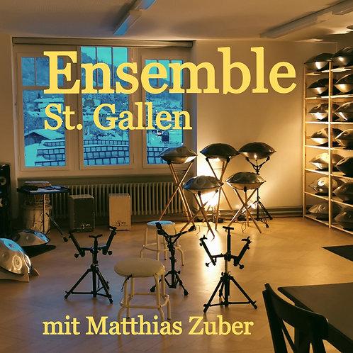 Handpan / RAV Vast Ensemble am 08.05.21 in St.Gallen