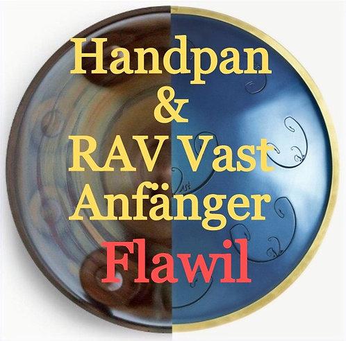 Handpan & Rav Vast Abendworkshop am 12.03.2021 in Flawil (Kultur