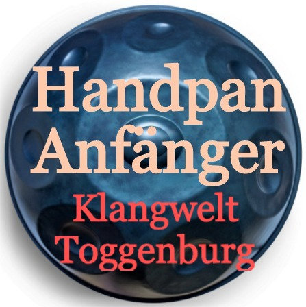 Handpan Kurs am 27.03.2021 in Alt St. Johann