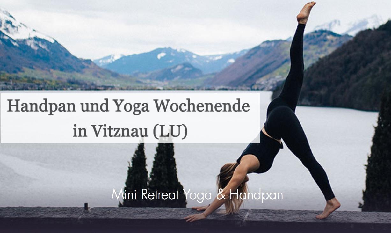 Handpan und Yoga Vitznau